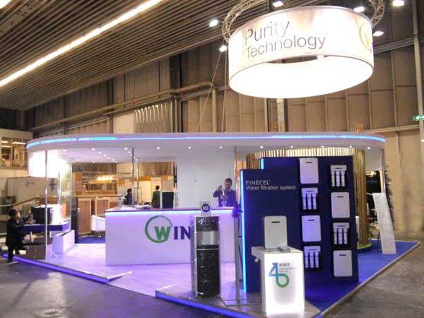 unique exhibition design