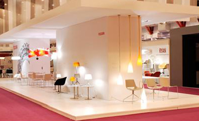 exhibition booth display design