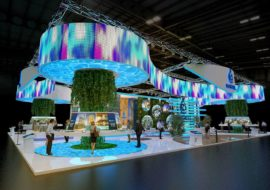 inspiring exhibition booth designs