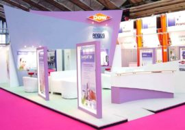conference stand designs