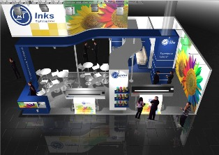 exhibition stand design in italy